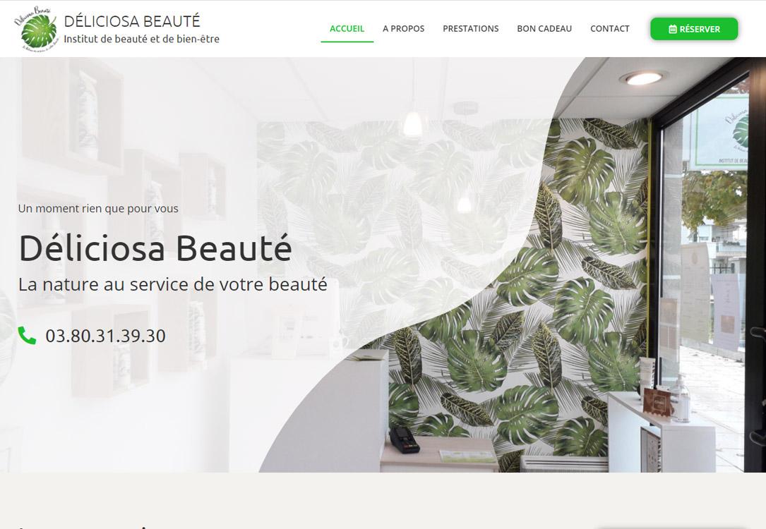 manalia-refonte-site-wordpress-deliciosa-beaute-accueil
