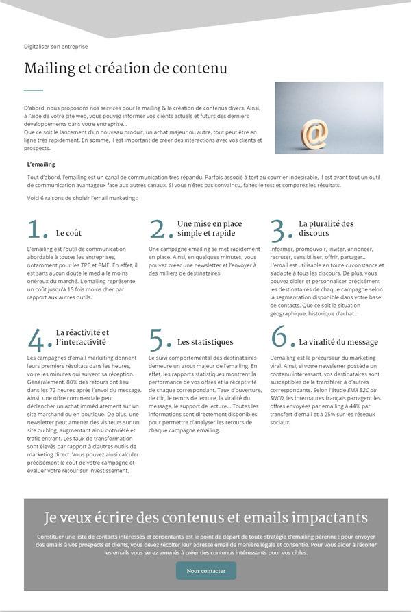 manalia-refonte-site-wordpress-e2l-prospection-mailing-apres